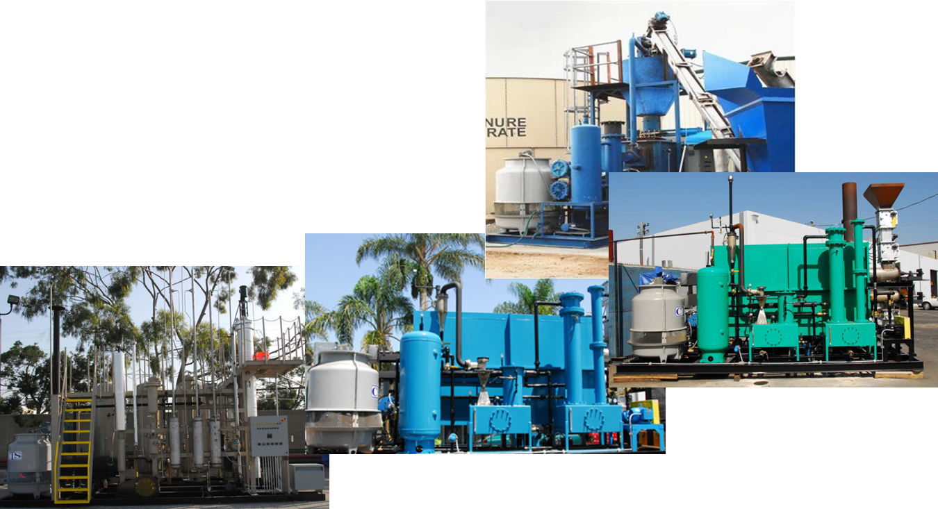 Advanced Pyrolysis Plants