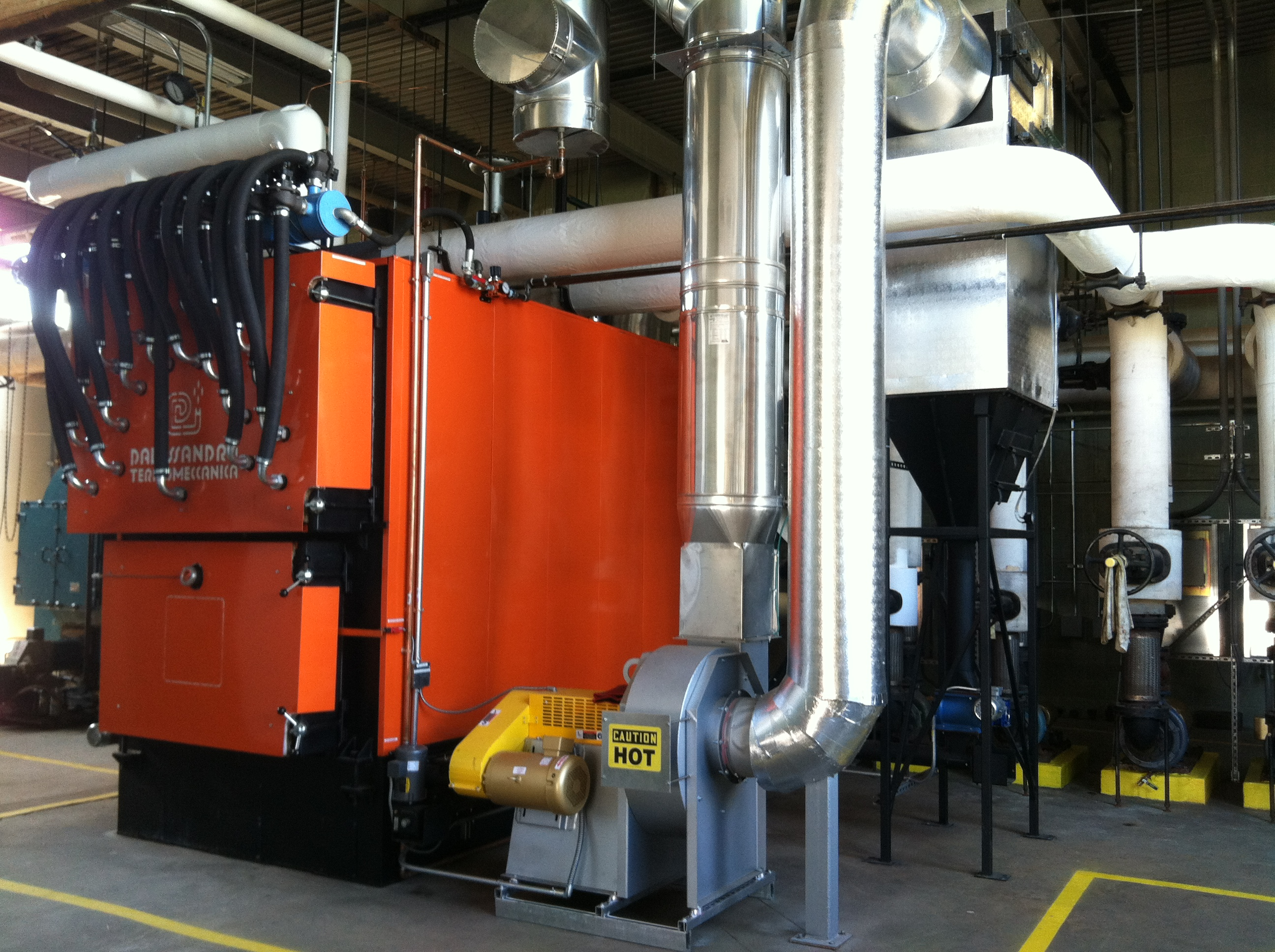 wood fuel biomass boiler system How it works a biomass system works by replacing your existing fossil fuel boiler or boilers with one that runs on wood fuel this is then connected into your.