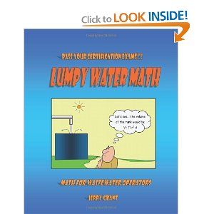 Wastewater Instructor Pens New Guide to Learning the Math Behind Wastewater Operation