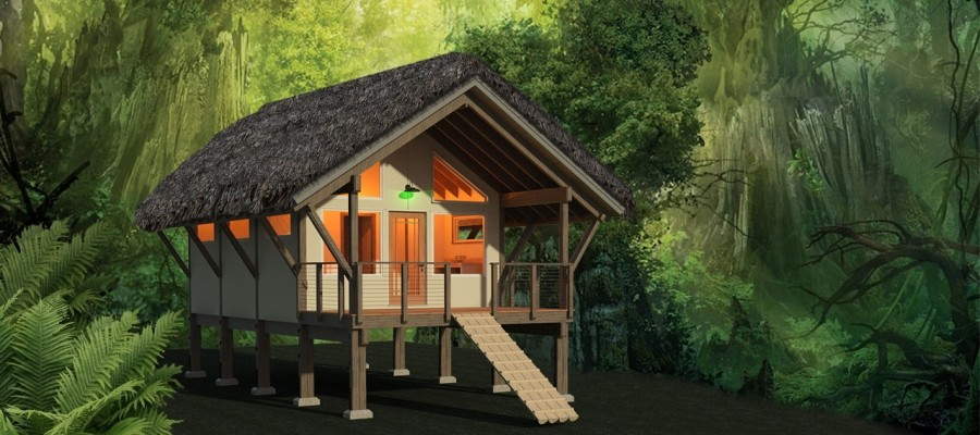 Free custom designs for off grid shelters waste to for Off the grid home design plans