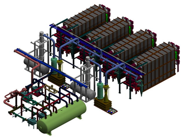 ACTI modular system