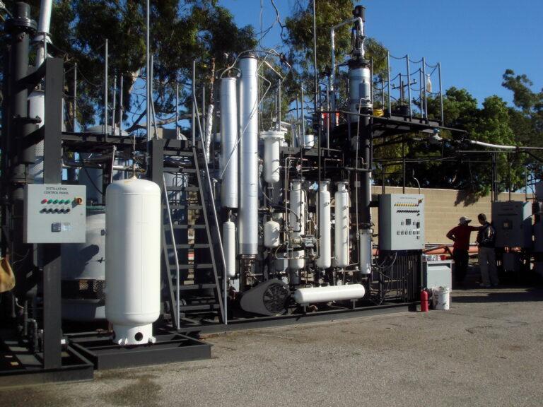 ENCORE Advanced Pyrolysis Technology