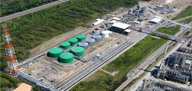 1.1 Million Litre per Day Waste Fat to Biodiesel Plant Starts Up in Louisiana