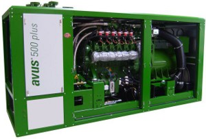 New 500 kW Biogas Engine for AD and Landfill Applications