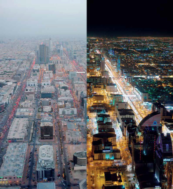 Focus on – Saudi Arabia rises to the water challenge