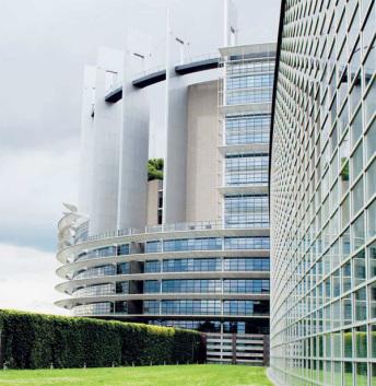 Focus on – European Parliament plans to shrink its carbon footprint