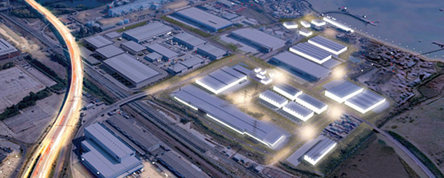 £30m to Boost Recycling, Waste to Energy & Gasification at London Eco Industries Park
