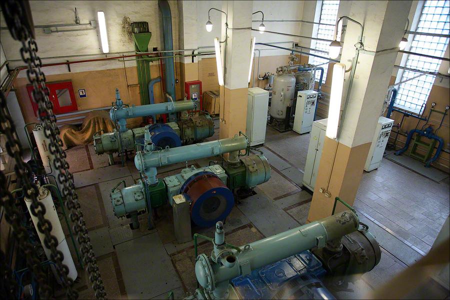 Завод 2, Москва - система водоподготовки