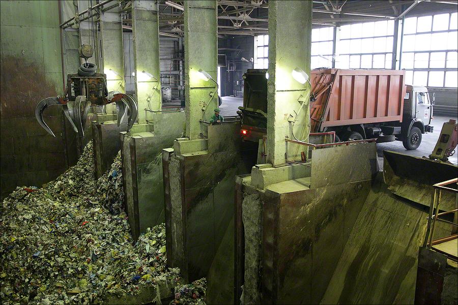 Завод 2, Москва - бункер