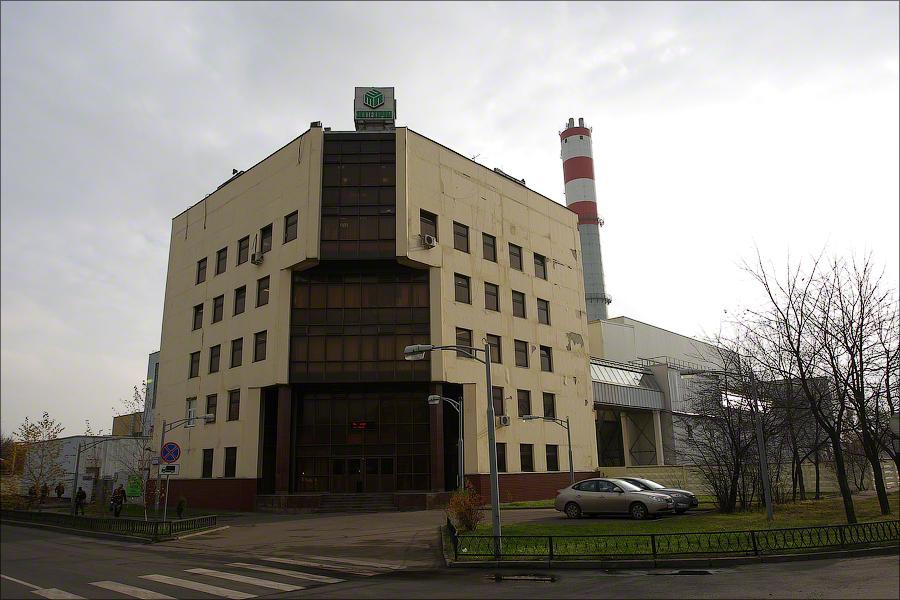 Завод 2, Москва - административное здание