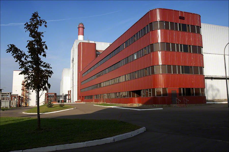 WTEI Project Portfolio - Plant 4 Moscow