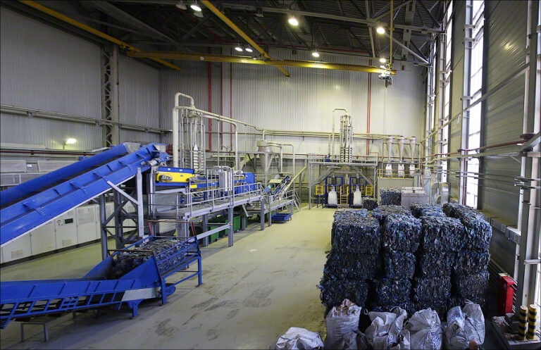 PET Processing Facility Rudnevo - overview