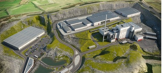 £240M WASTE TO ENERGY & MBT PLANNING APPLICATION IN NORTHERN IRELAND