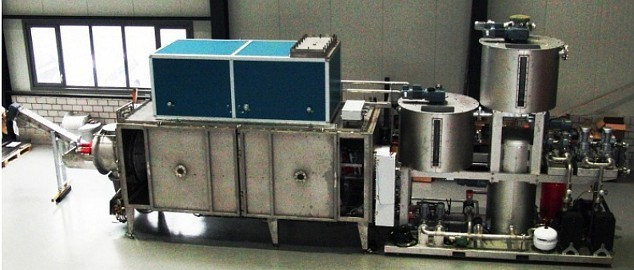 Swiss Firm aims at $10.8bn Medical Waste Market with High Temperature Gasifier