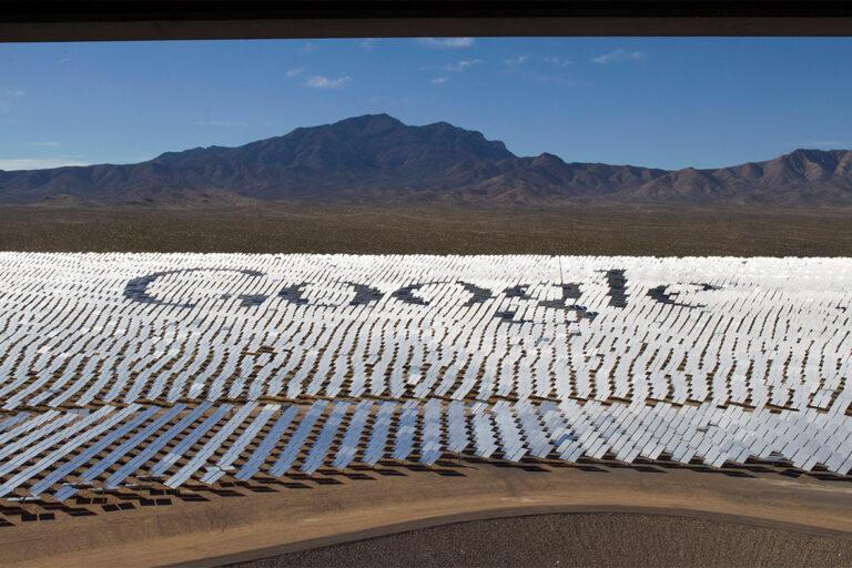 Why do Apple and Google like Solar Farms?