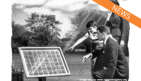 Looking back at the first solar cell that was created 60 years ago