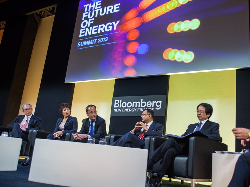Exploring the Future of Energy at BNEF 2014