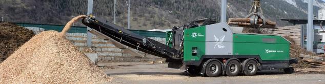Komptech Launches Biowaste Shredders & Composting Equipment at IFAT