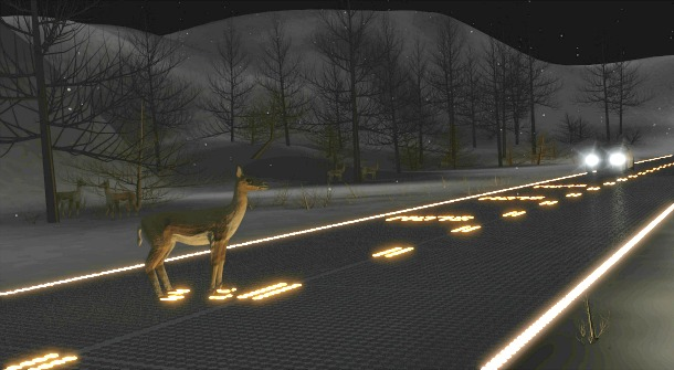 Solar Roadways Raises Funds To Turn American Roads Into
