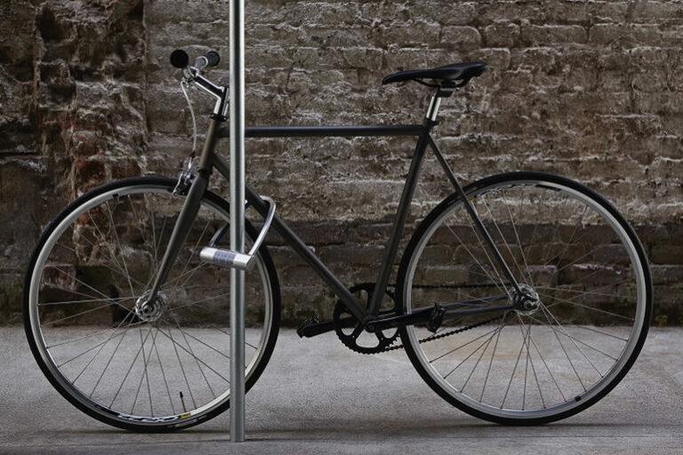 Solar-powered Skylock smart bike lock offers security, sharing