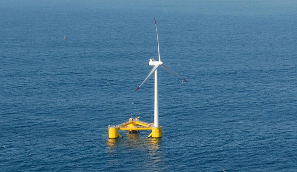 Deepwater Wind and Principle Power Announce Agreement To Develop the West Coast's First Offshore Wind Farm