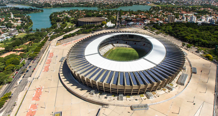 Martifer Solar energizes the 2014 FIFA World Cup
