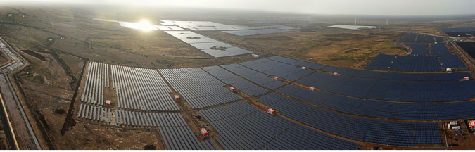 Gujarat kicks off Indian solar rush, as another state plans 1,000 MW solar park