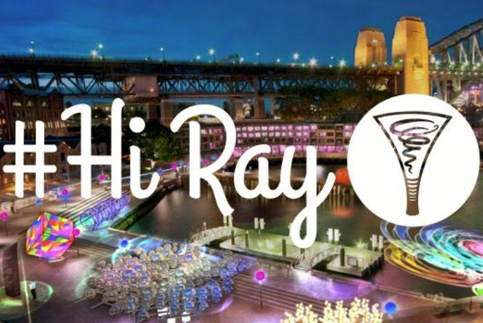 Ray: The solar powered talking light sculpture