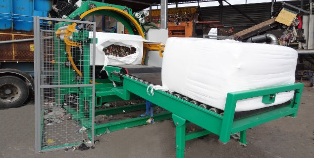 Cross Wrap to Showcase CW Direct Bale Wrapper for Waste & Recycling Industry at RWM
