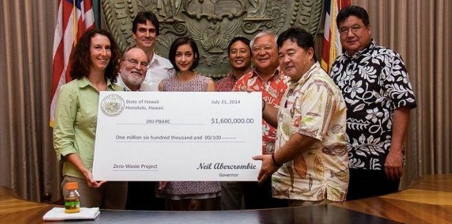 $50m Funding Opened up for Waste to Energy & High Value Products Project in Hawaii