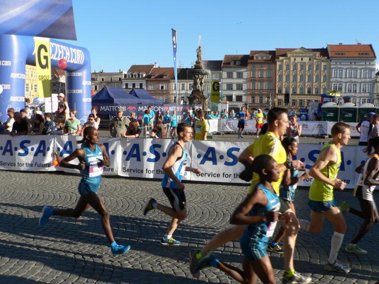 .A.S.A. – Partner of České Budějovice ½ Marathon