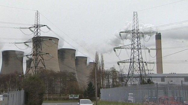 Eggborough Power Station sold to EPH