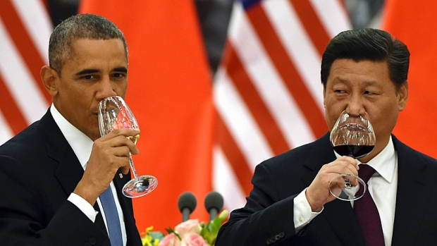 China and US announce game-changing climate deal
