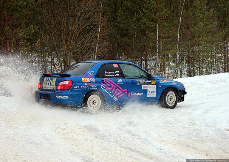2 этап Subaru Team Russia Winter Cup 2015 при поддержке WTEI — ралли «Ростов Великий»