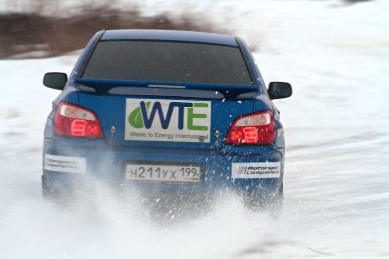 3-й этап Subaru Team Russia Winter Cup — Ледовая гонка «Раменский ипподром»