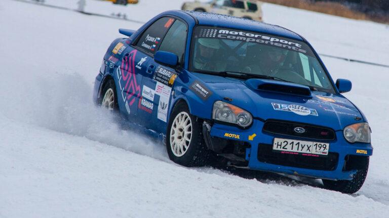 4 этап Subaru Team Russia Winter Cup 2015 при поддержке WTEI в Конаково River Club