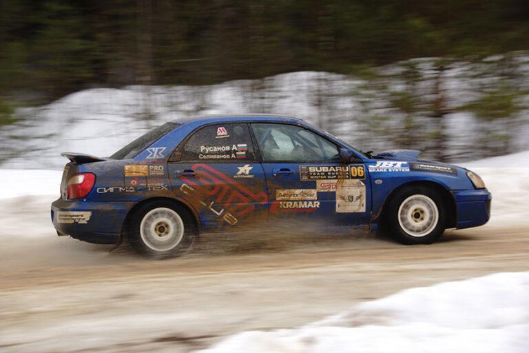 Финал Subaru Team Russia Winter Cup 2015 при поддержке WTEI — ралли «Золотые Купола»