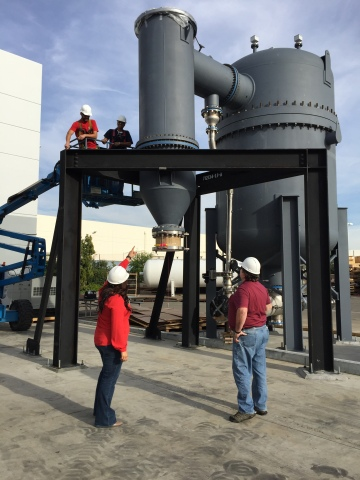 Ener-Core Completes Construction of 2-MW Power Oxidizer Unit