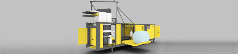 Bale Packing System