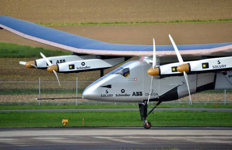 Solar Impulse launches global clean technology alliance at COP22