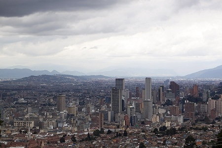 For 20 years Veolia has been supporting Colombia's development