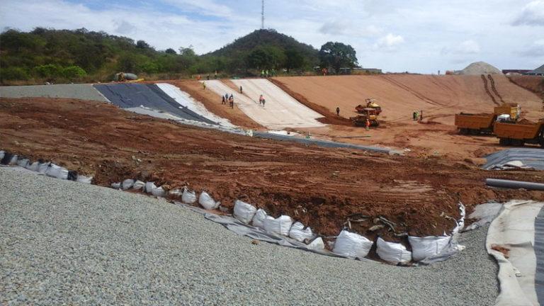 Securing hazardous waste in Uganda