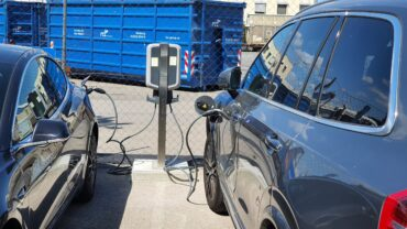 FCC Environment CEE has introduced two new electric vehicle charging stations in Himberg, Lower Austria