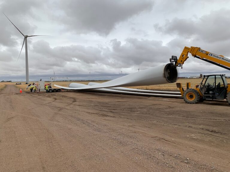 GE and Veolia team up to provide wind turbine blade recycling