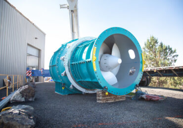 Hydro Review: Commercializing a New Small Hydropower Technology
