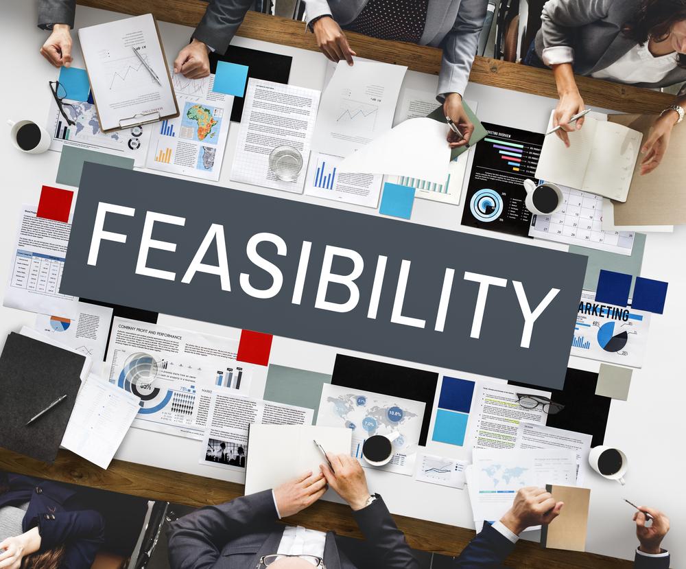 Development of alternative energy projects - feasibility study