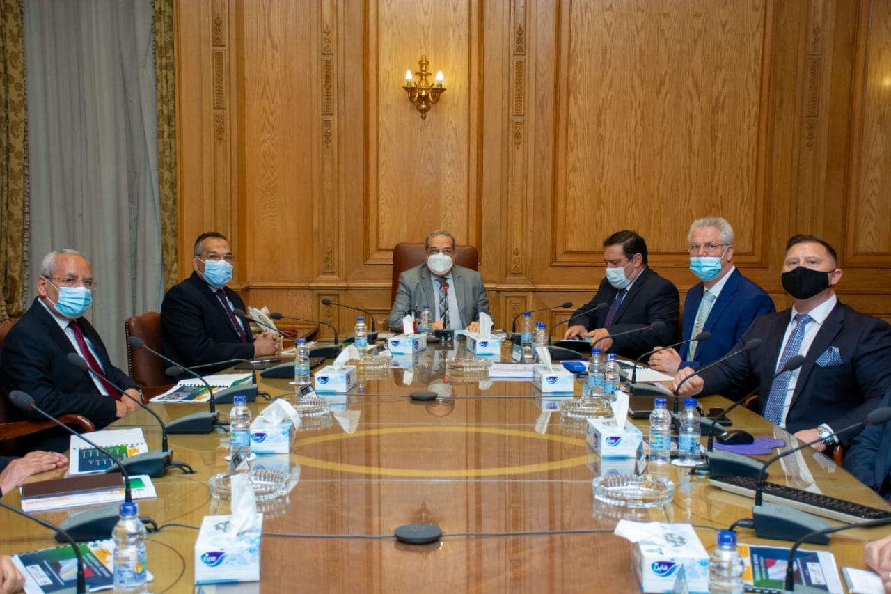 Minister for Military Production met WTEI consortium