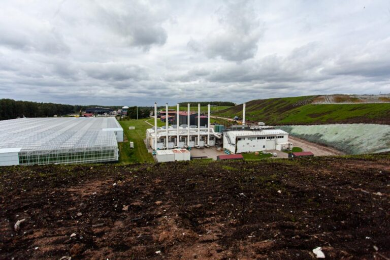 Latvian waste sorting facility fitted with new responsibilities