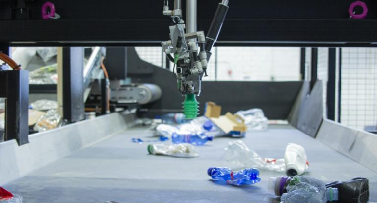 ZenRobotics AI powered robotic sorters herald next generation MRF