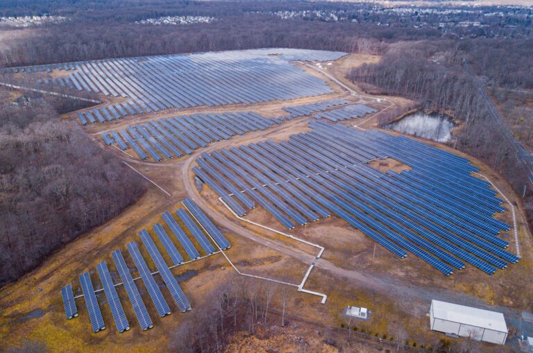 Once an environmental and financial burden, New Jersey landfill being redeveloped as a solar field